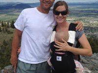 My main sqeeze and Ihiking Mount Helena