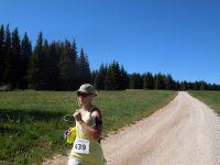 Running the Madison half marathon in Ennis MT